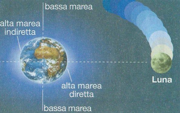 Maree alte e basse spiegato in modo semplice studia rapido for Piastrelle bagno alte o basse