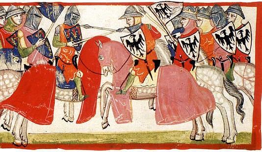 Manfredi di Sicilia: personaggio storico e personaggio dantesco