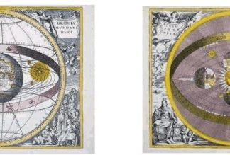 sistema tolemaico o geocentrico e sistema copernicano o eliocentrico