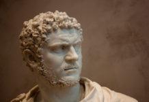 caracalla imperatore di roma, 211-217 d.C.
