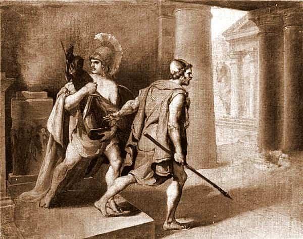 Diomede nel Mito e nella Divina Commedia