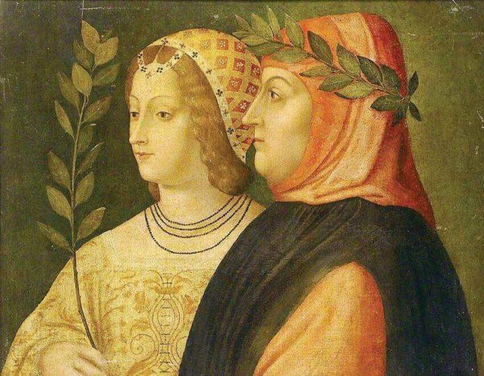 Era il giorno ch'al sol si scoloraro, Francesco Petrarca