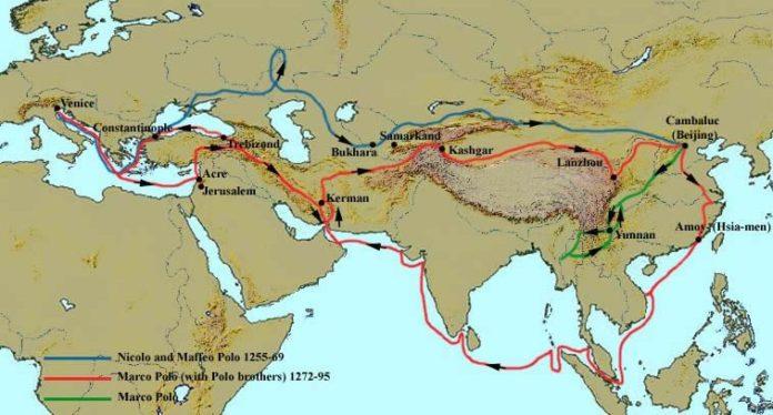 Marco Polo primo consulente di viaggio