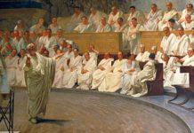 Cicerone - La Pro Caelio, riassunto