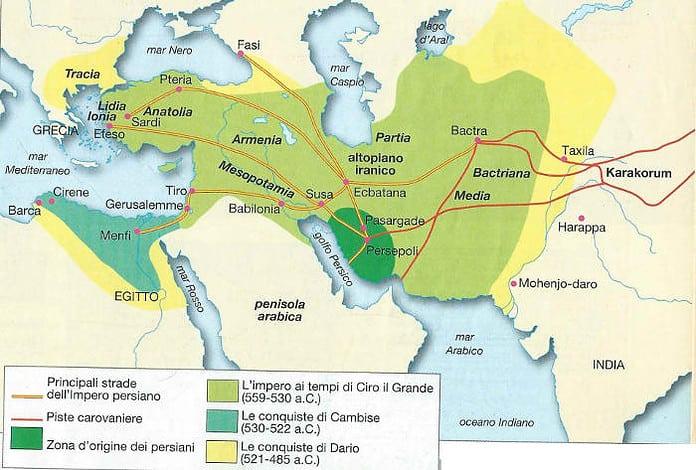 impero persiano