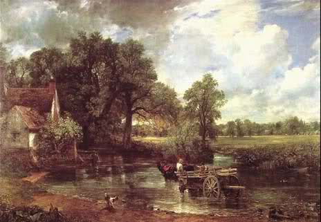 pittura romantica john constable