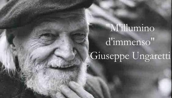Mattina di Giuseppe Ungaretti
