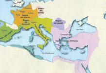 I Regni romano-germanici tra il V e il VI secolo