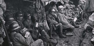 la grande guerra o prima guerra mondiale