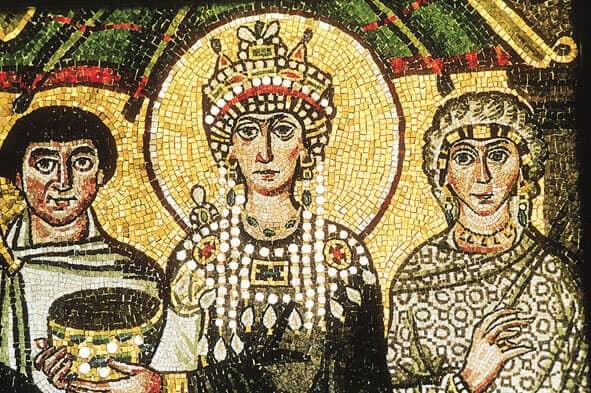storia dell'impero bizantino o impero romano d'oriente