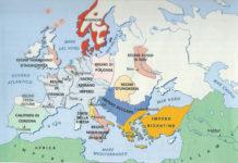 L'Europa dopo le Ultime invasioni