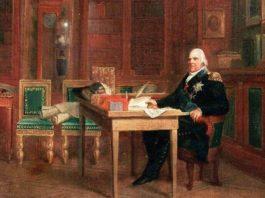 la carta francese del 1814