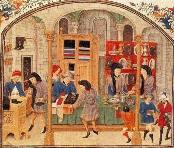 i comuni nel medioevo