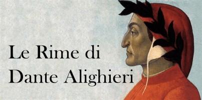 Le Rime di Dante Alighieri: tematiche e stile