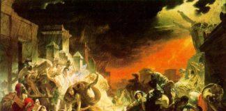 eruzione del vesuvio del 79