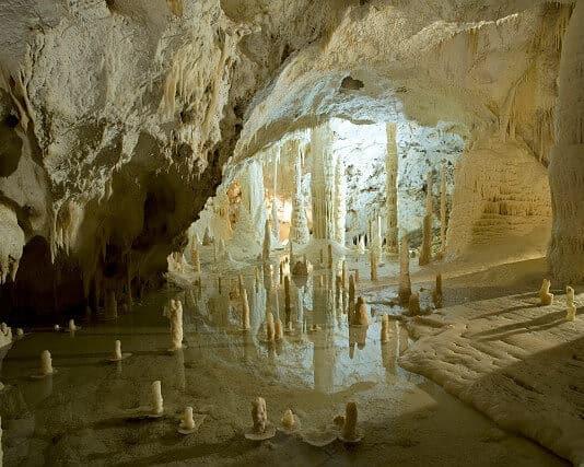 il carsismo e le grotte carsiche