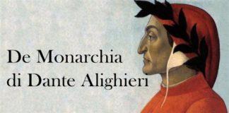De Monarchia di Dante Alighieri