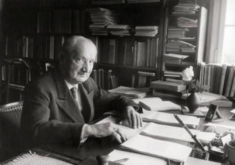 Esistenzialismo di Heidegger: Essere e tempo