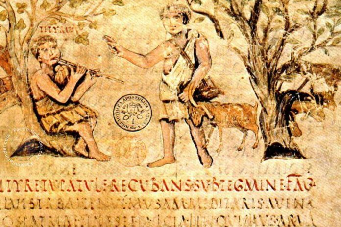 Le Bucoliche di Virgilio, contenuto e spiegazione