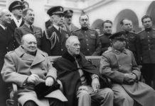 conferenza di jalta, febbraio 1945, riassunto