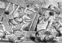 lotta iconoclasta: lotta contro le immagini sacre