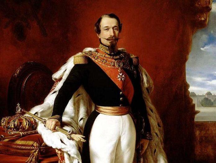 Napoleone III imperatore dei Francesi, riassunto