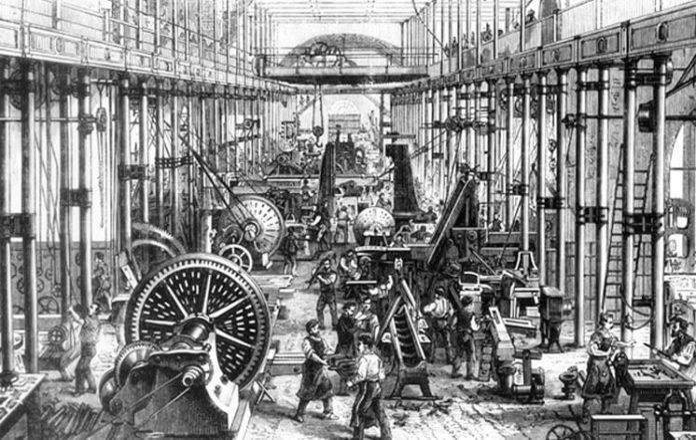 Prima Rivoluzione Industriale Riassunto Studia Rapido