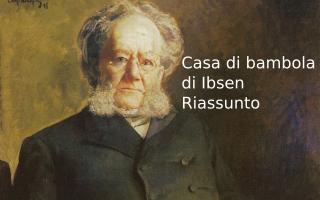 Casa di bambola di Ibsen: riassunto, analisi, commento