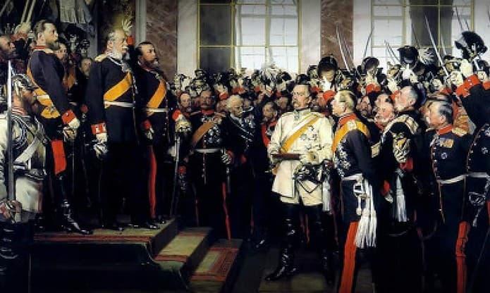 dalla guerra franco prussiana all'unificazione tedesca