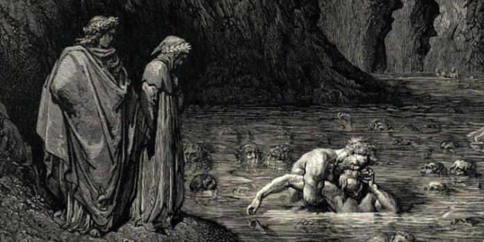 Inferno Canto 33. Riassunto e commento