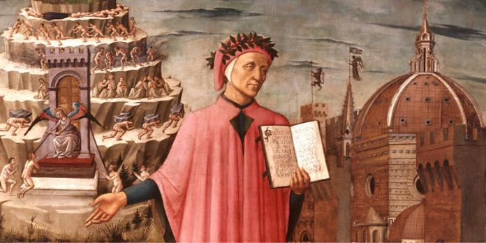 I sesti Canti della Divina Commedia: confronto
