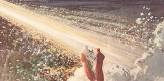Paradiso Canto 33. Riassunto e commento