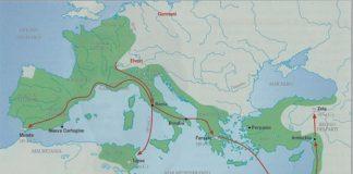 Guerra civile del 49-45 a.C. Cesare contro Pompeo