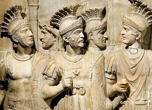 I pretoriani dell'Impero di Roma