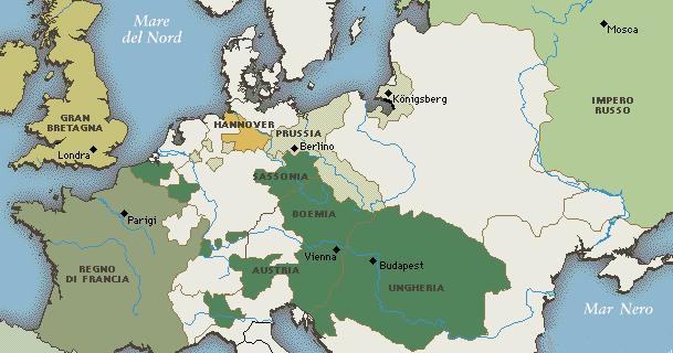 La Guerra dei Sette Anni, 1756-1763. Riassunto