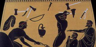 Gli schiavi nell'antica Grecia