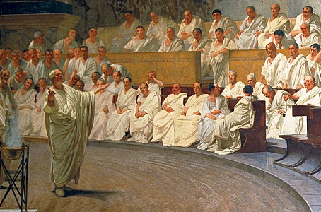 Opere retoriche di Cicerone