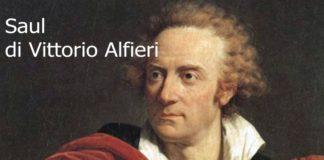 Saul di Vittorio Alfieri: trama, personaggi, analisi