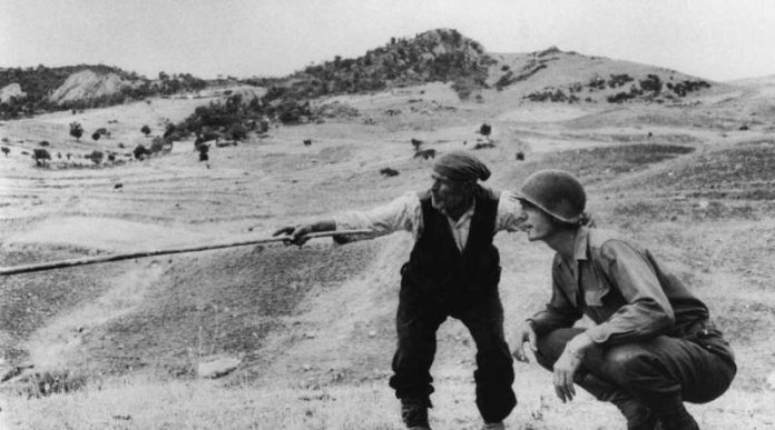 Sbarco in Sicilia, 10 luglio 1943. Riassunto