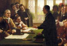 Seconda rivoluzione inglese o Gloriosa rivoluzione. Riassunto