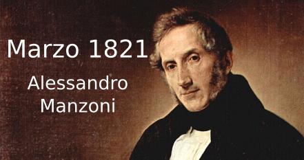 Marzo 1821, spiegazione e commento