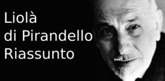 Liolà di Luigi Pirandello. Riassunto