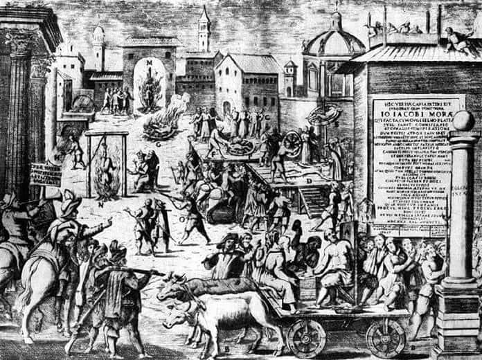 La storia della colonna infame
