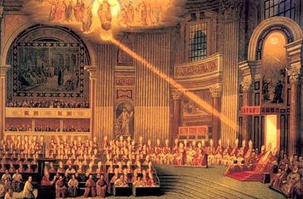 Concilio Vaticano I e Infallibilità del papa