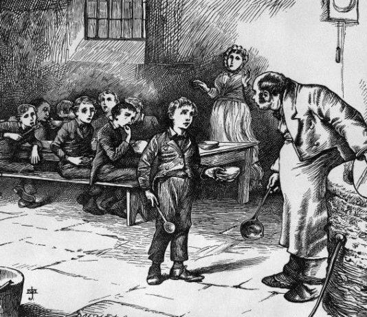 Oliver Twist, di Dickens. Riassunto e commento