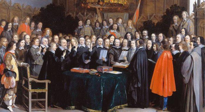 La pace di Vestfalia del 1648 cosa stabilì