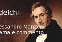 Adelchi, Alessandro Manzoni. Trama e commento