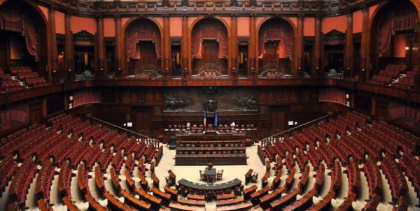 Parlamento italiano camera e senato studia rapido for Numero membri camera dei deputati