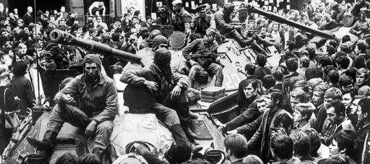 Primavera di Praga, 1968. Riassunto