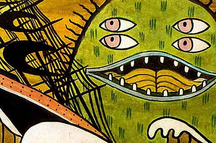 Il colombre - Dino Buzzati. Riassunto e significato